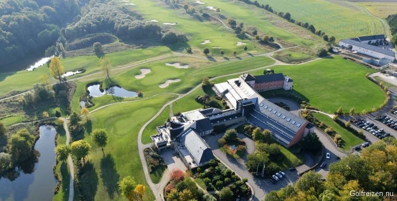 Mercure Kikuoka Golf Club Hotel Canach Luxemburg