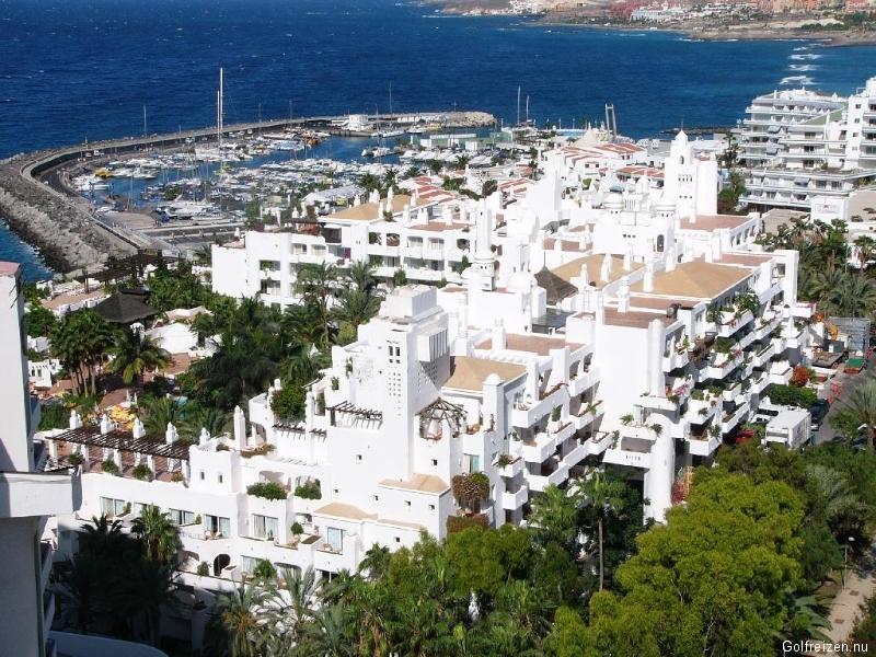 Golfreizen aanbieding hotel jardin tropical spanje for Jardin tropical tenerife