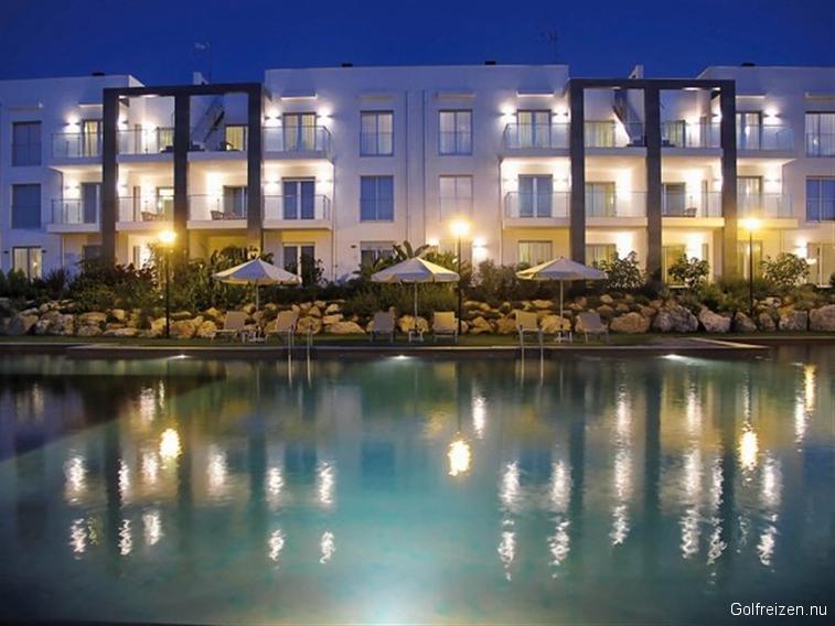 El plantio golf resort spanje costa blanca alicante for Hoteles interior alicante