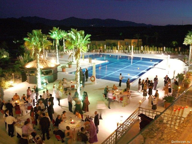 Valle del este golf resort spanje costa de almeria for Hoteles en vera almeria