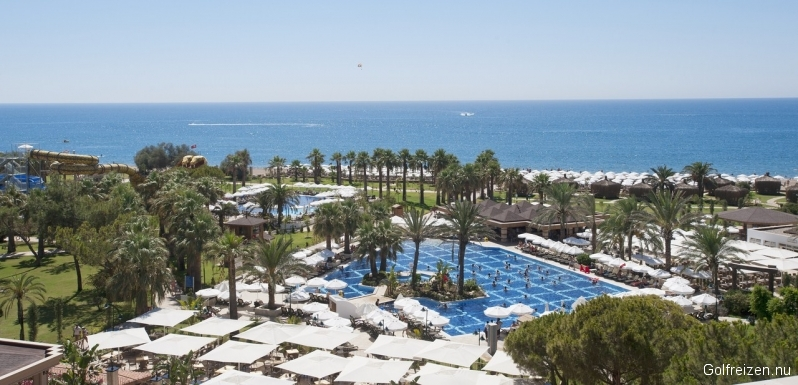 Crystal tat beach golf resort spa turkije turkse for Turkije specialist reizen