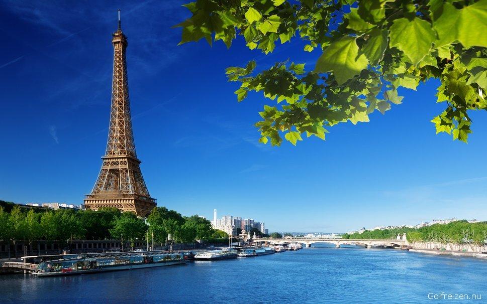 Regio Parijs Golfreizen