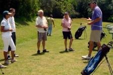 Bart van der Wind - Golflessen 02