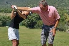 Bart van der Wind - Golflessen 03