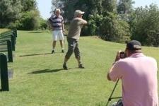 Bart van der Wind - Golflessen 05