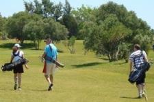 Bart van der Wind - Golflessen 07