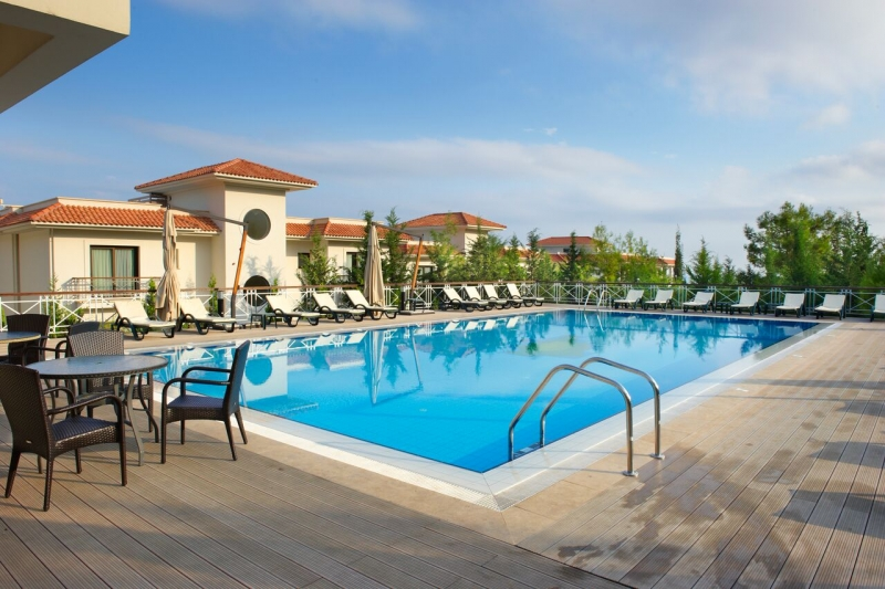 Korineum golf resort boutique hotel for Boutique hotels cyprus