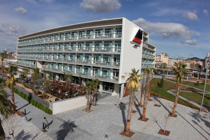 Hotel Atenea Port Barcelona Matar 243 Golfreizen Nu