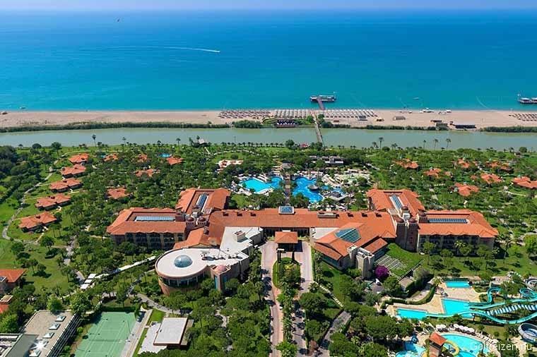 Gloria Golf Resort Golfreizen Nu