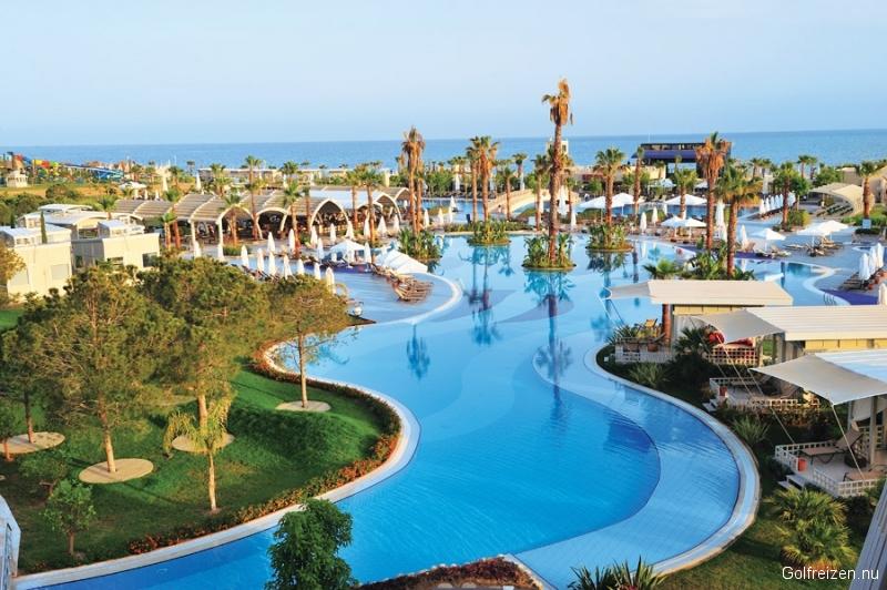 Lykia world antalya golf resort turkije turkse riviera for Turkije specialist reizen