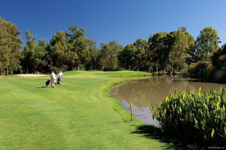 Penina Golfresort Golfbanen