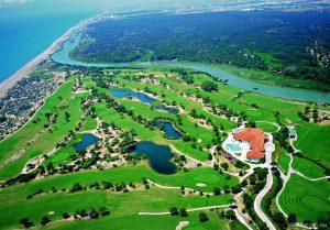 Golfreizen Belek