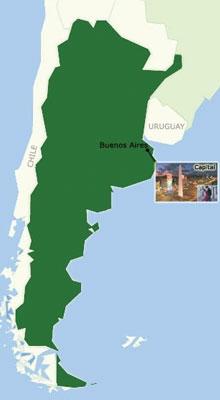 Golfreizen Argentinie - 7 dagen - Buenos Aires Golftrip