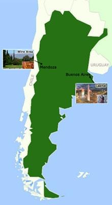 Golfreizen Argentinie - 10 dagen - Golf Wijn Rondreis