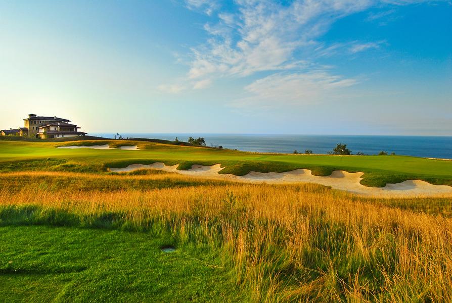 BlackSeaRama Golfcourse