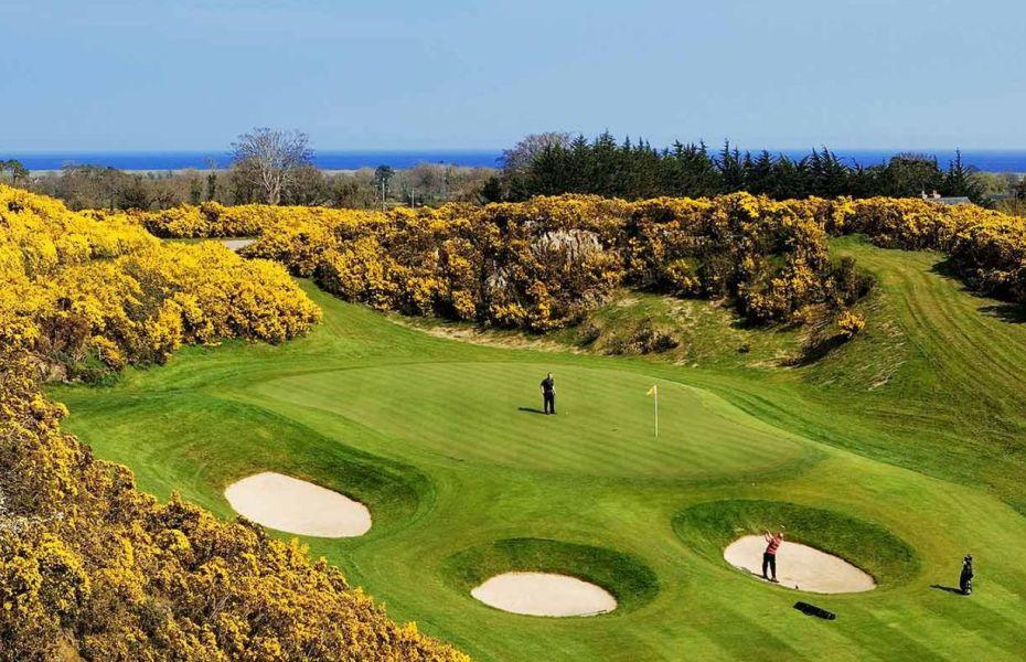 Druids Glen Golfcourse