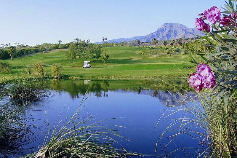 Golf Las Américas