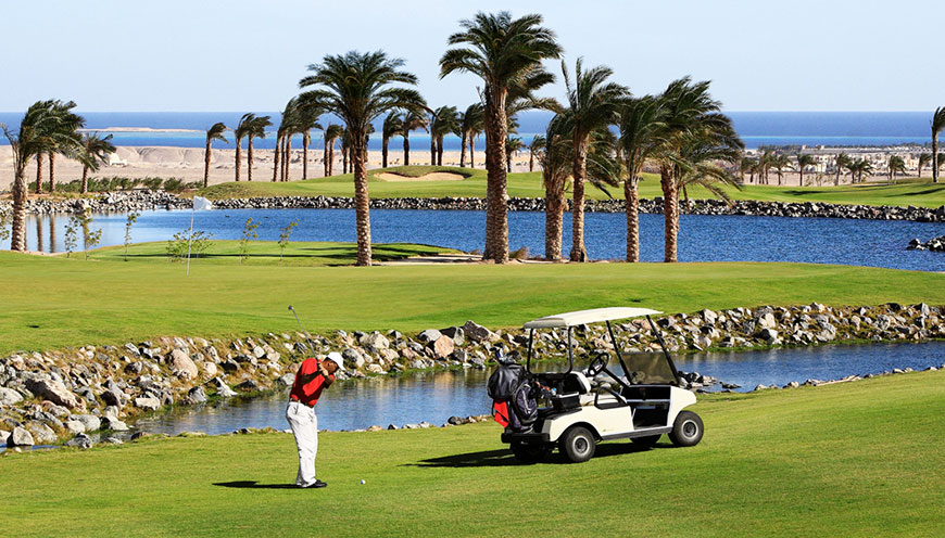 Madinat Makadi Golf