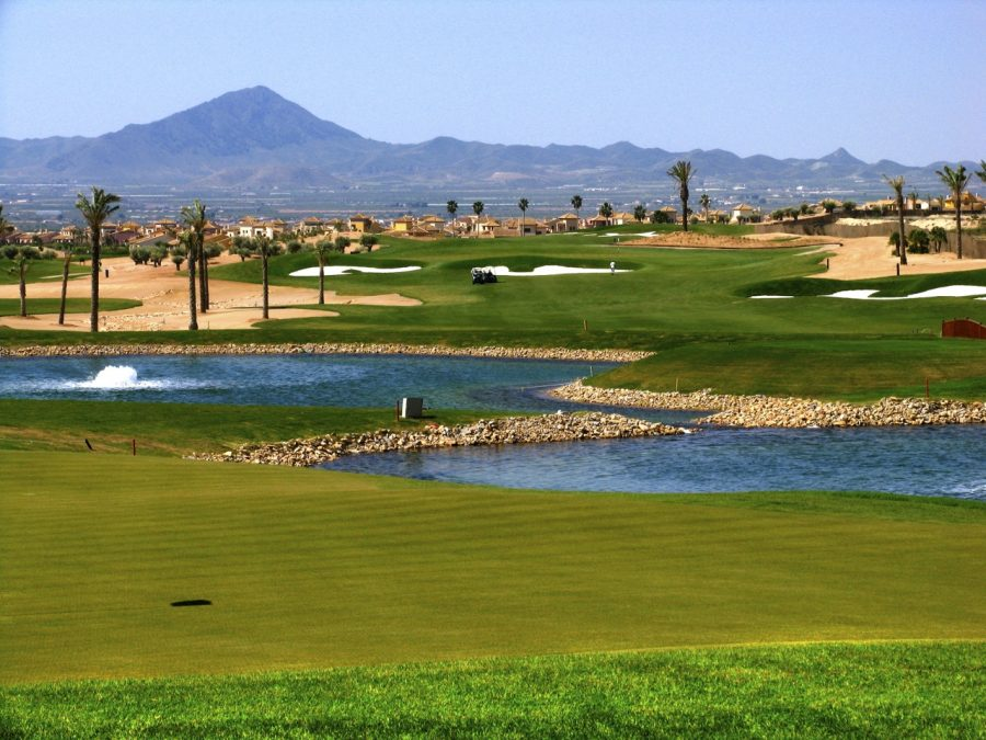 Hacienda Del Álamo Golf Course