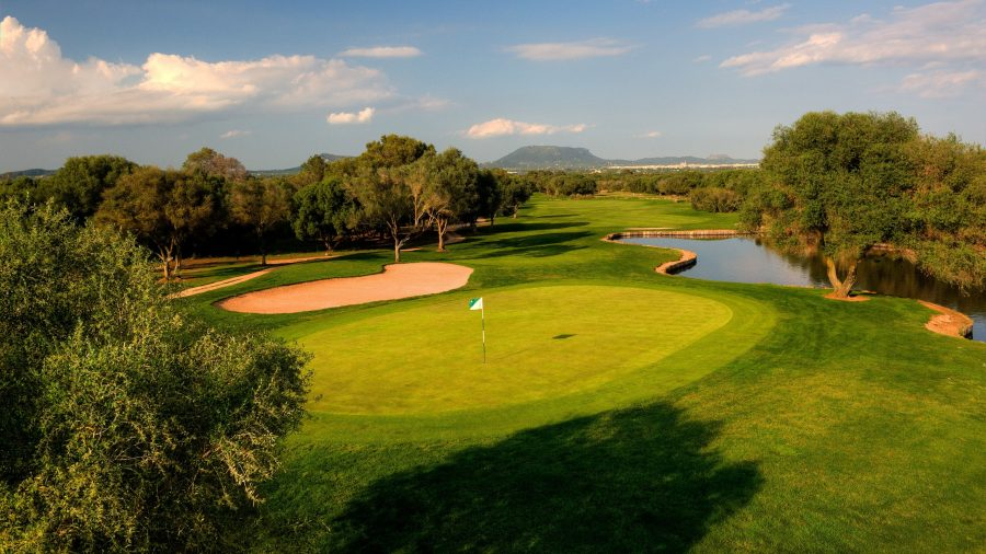 Marriott Golf Son Antem East
