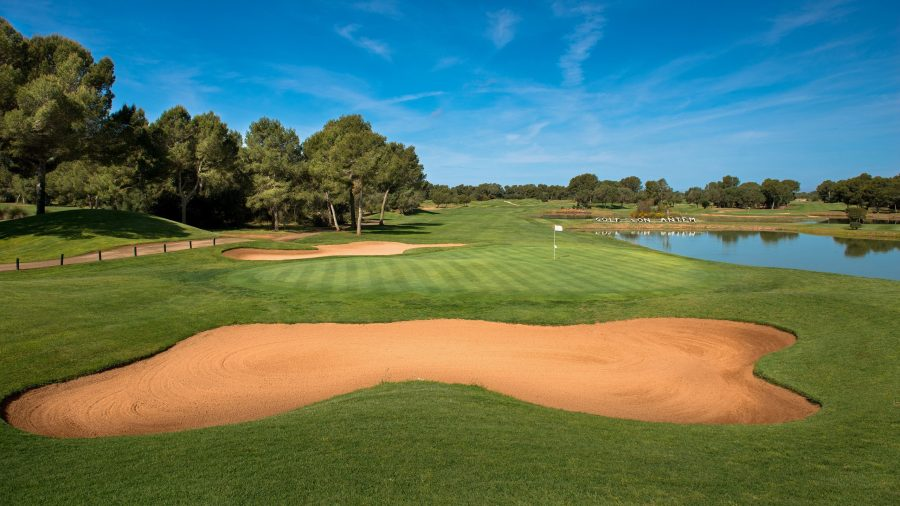 Marriott Golf Son Antem West