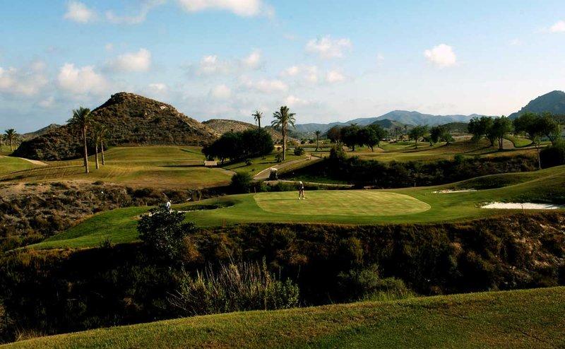 Mundo Aguilon Golfcourse
