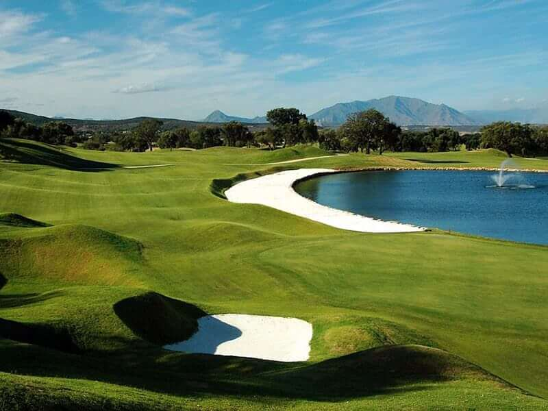 San Roque – New Course
