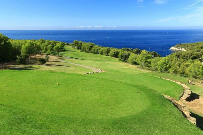 Frégate Golf Course