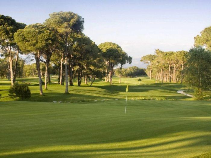 Gloria - New Golfcourse