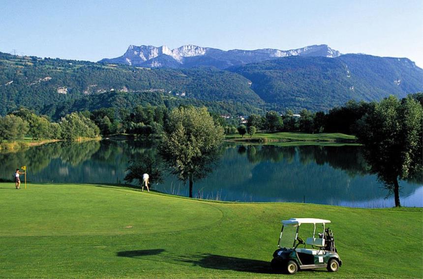 Golf de Grenoble Charmeil