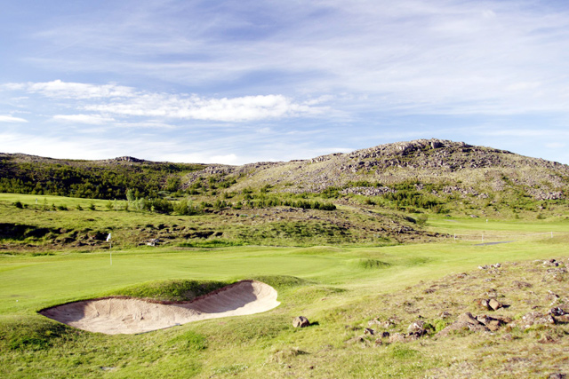 Grafarholt Golf Course