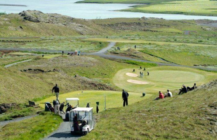 Kidjaberg Golf Club