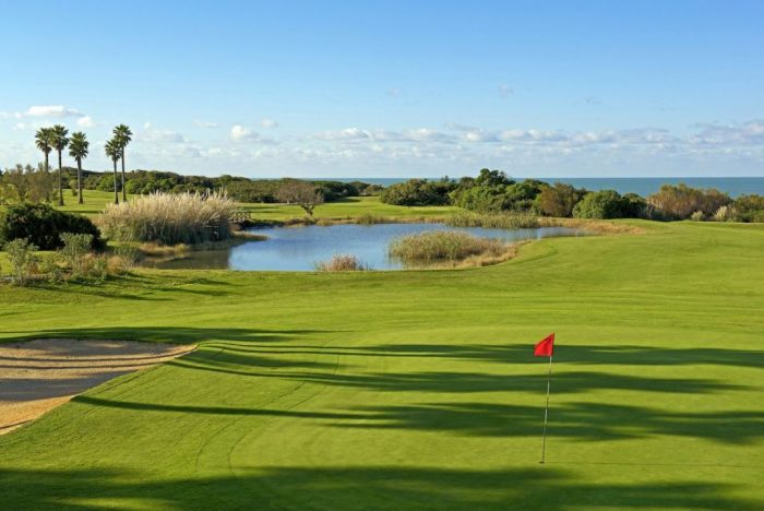 Novo Sancti Petri Golf – Sea & Pines
