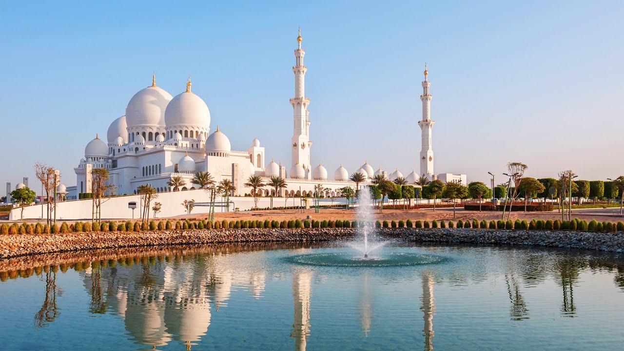 Golfreizen Abu Dhabi (emiraat)