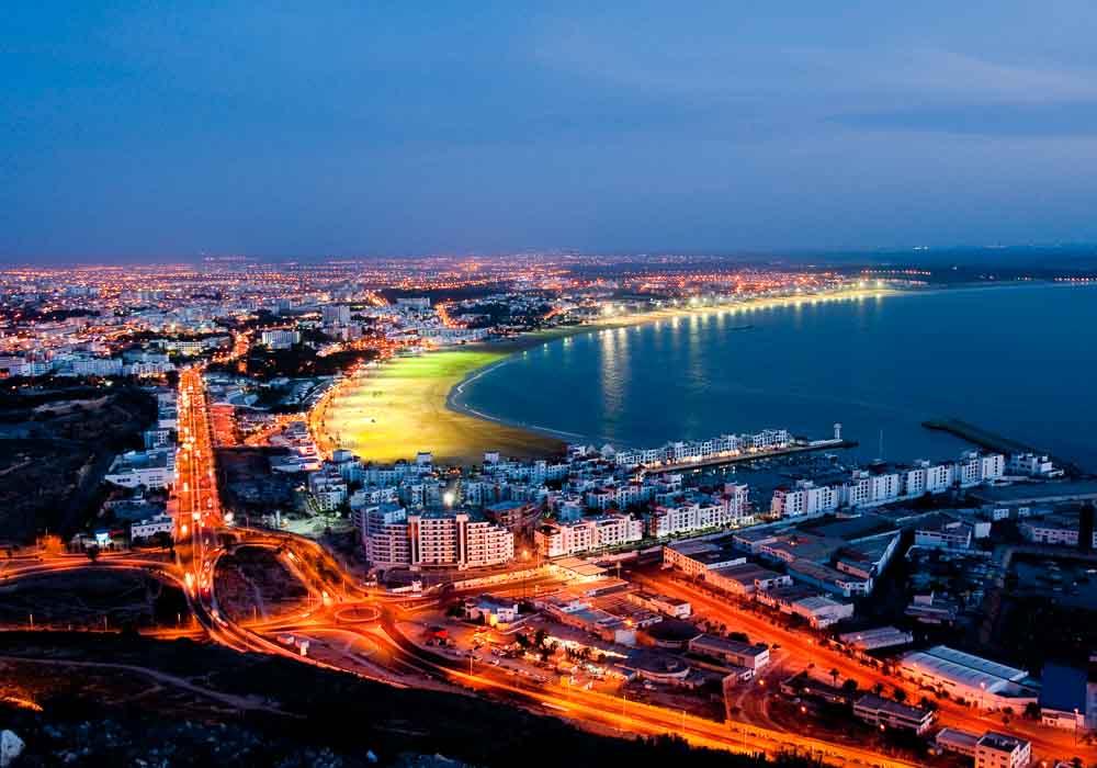 Golfreizen Agadir