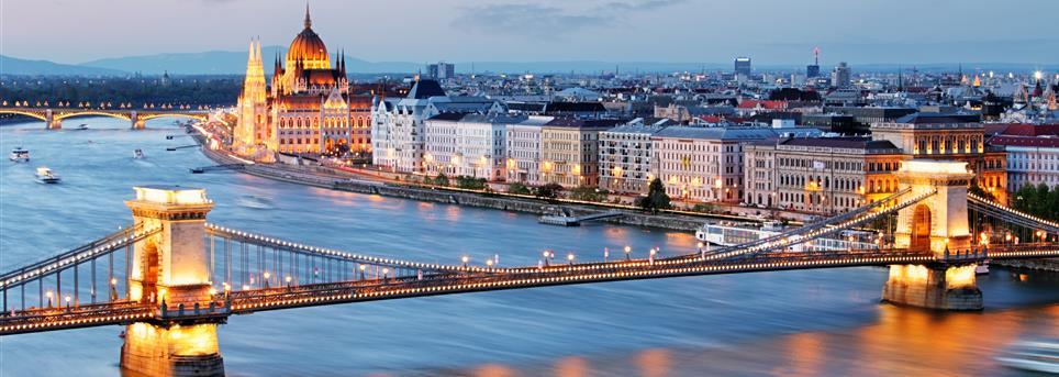 Golreizen Boedapest