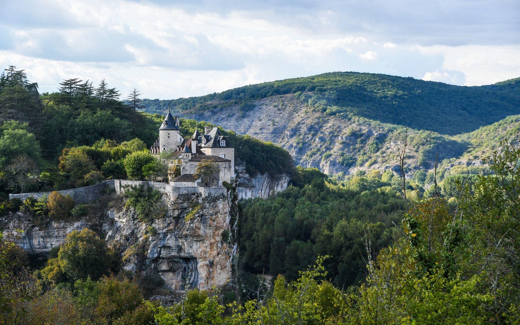 Golfreizen Dordogne - Monestier