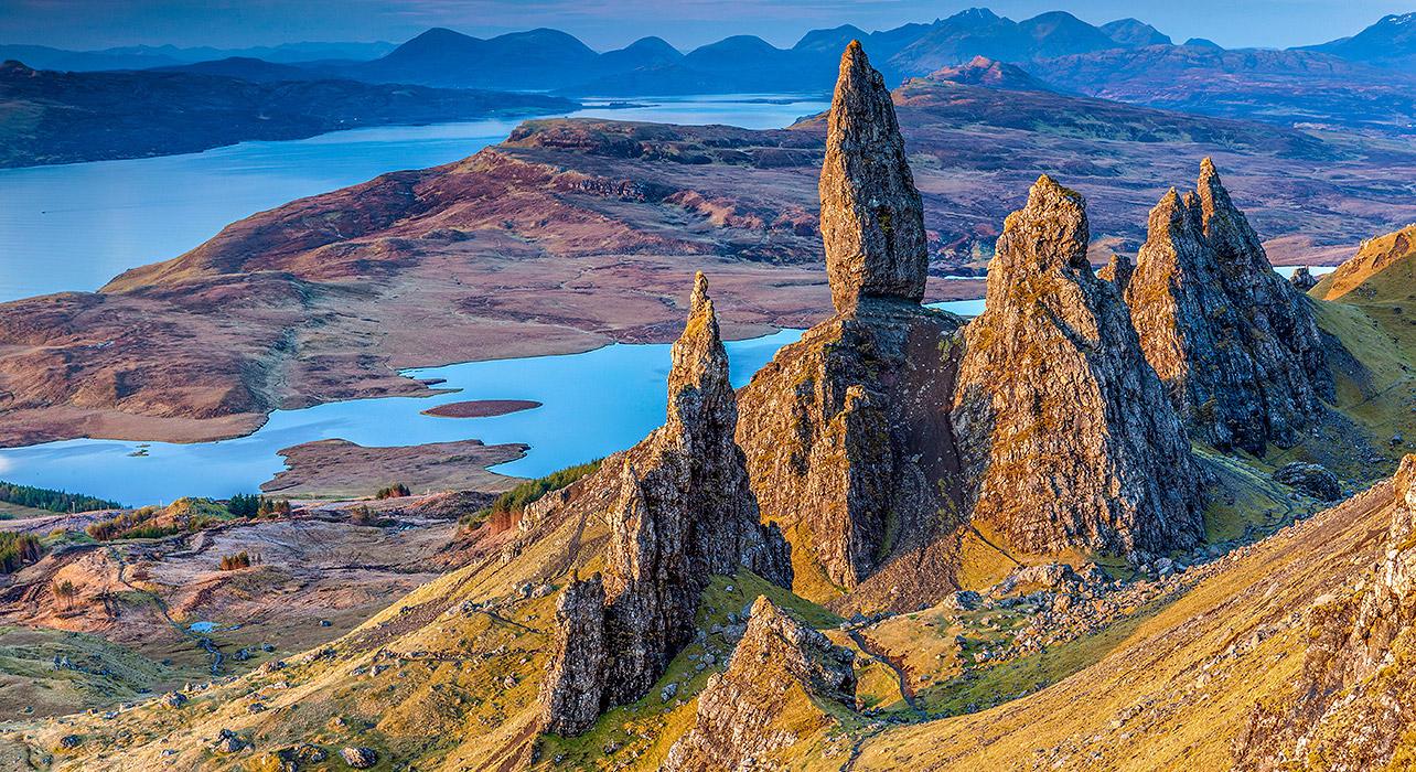 Golfreizen Highlands & Islands