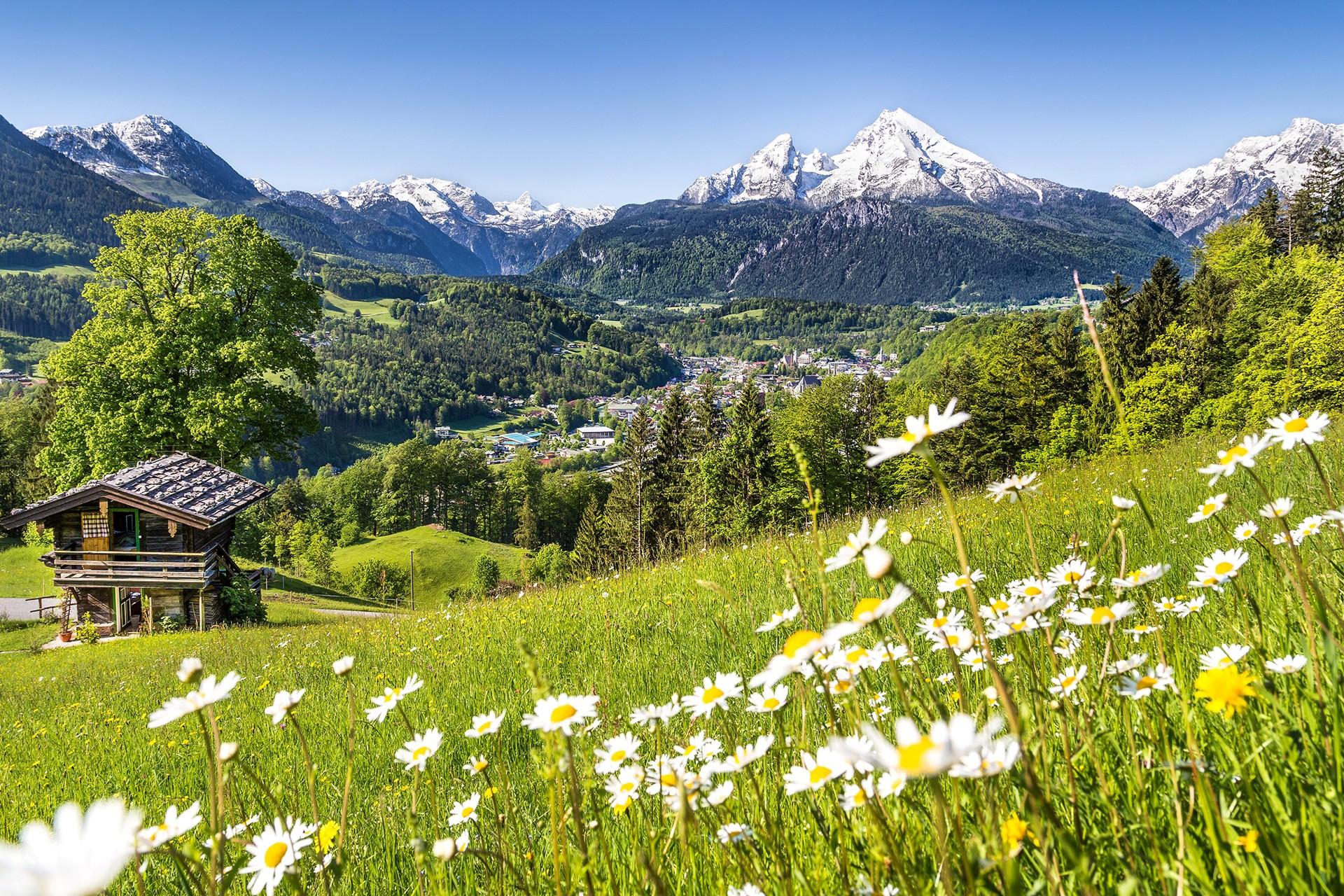 Golreizen Oostenrijkse Alpen