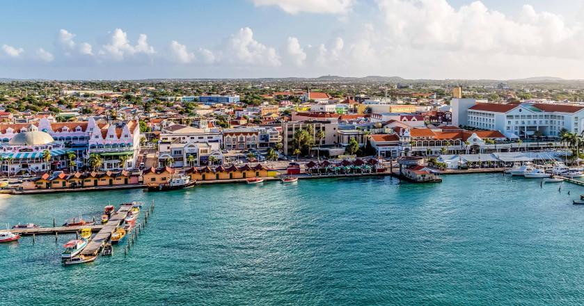 Golfreizen Oranjestad