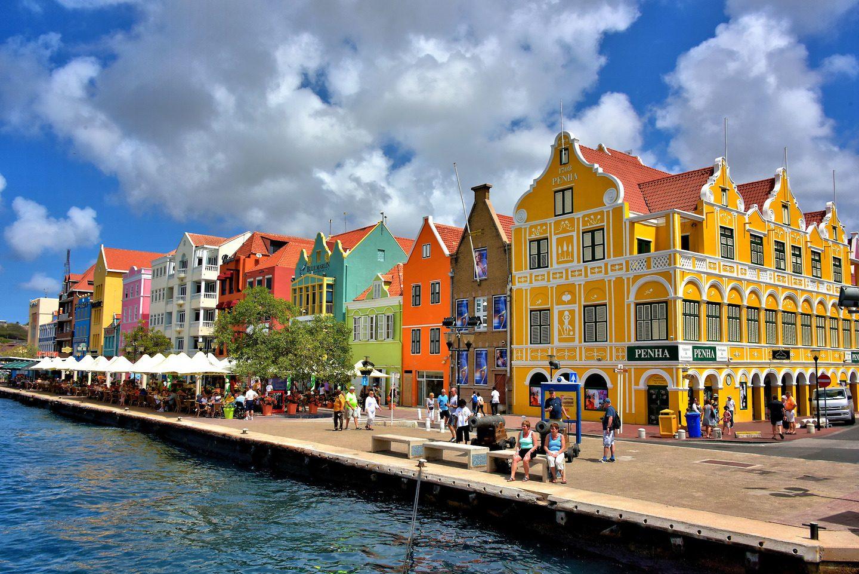 Golfreizen Willemstad