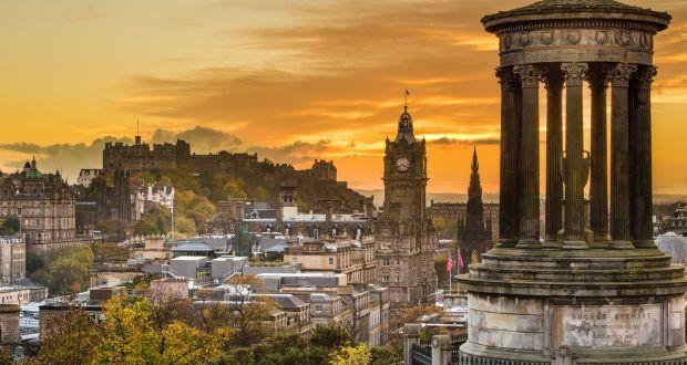 Golreizen Edinburgh