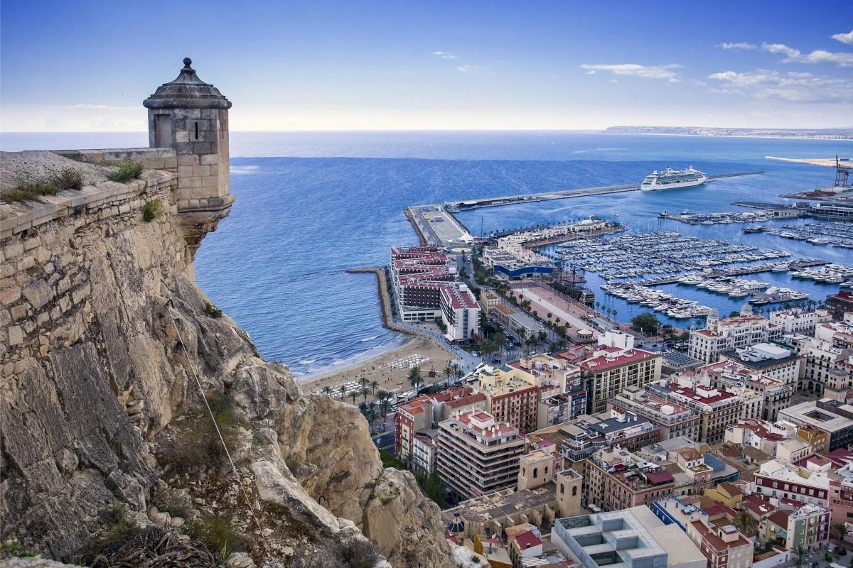 Golfreizen Alicante
