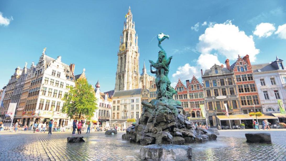 Golfreizen Regio Antwerpen