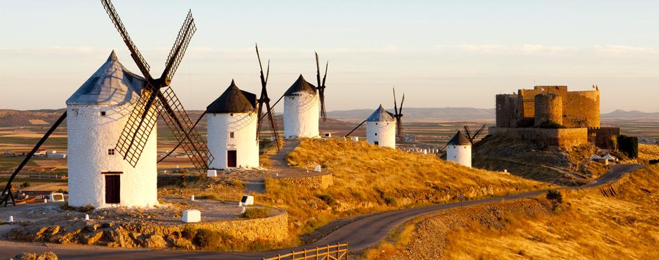 Golfreizen Castilla-La Mancha