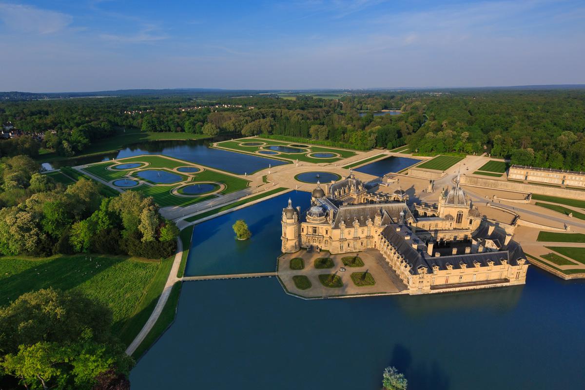 Golfreizen Chantilly