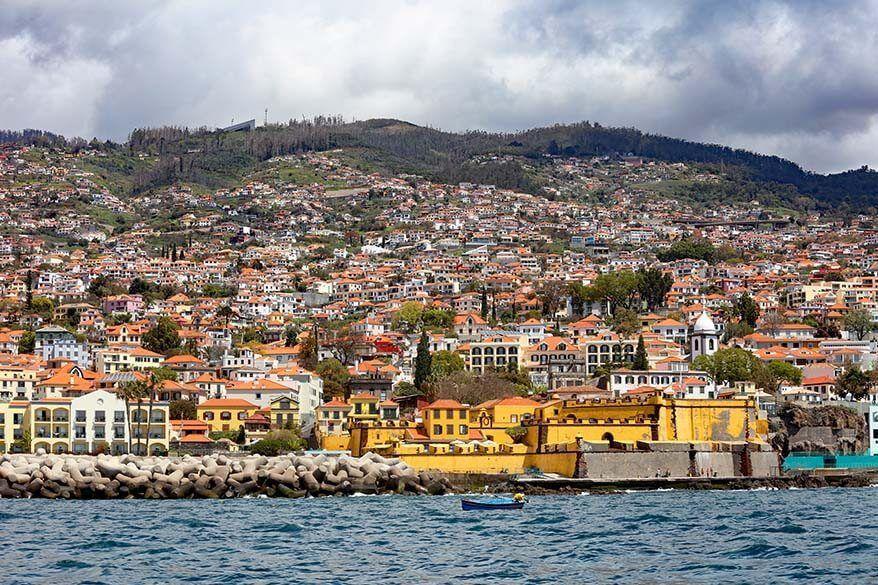 Golfreizen Funchal