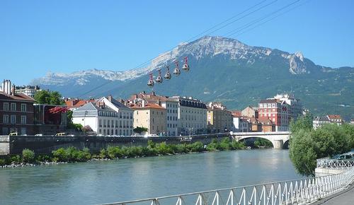 Golfreizen Grenoble