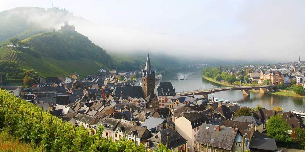 Golreizen Rheinland-Pfalz