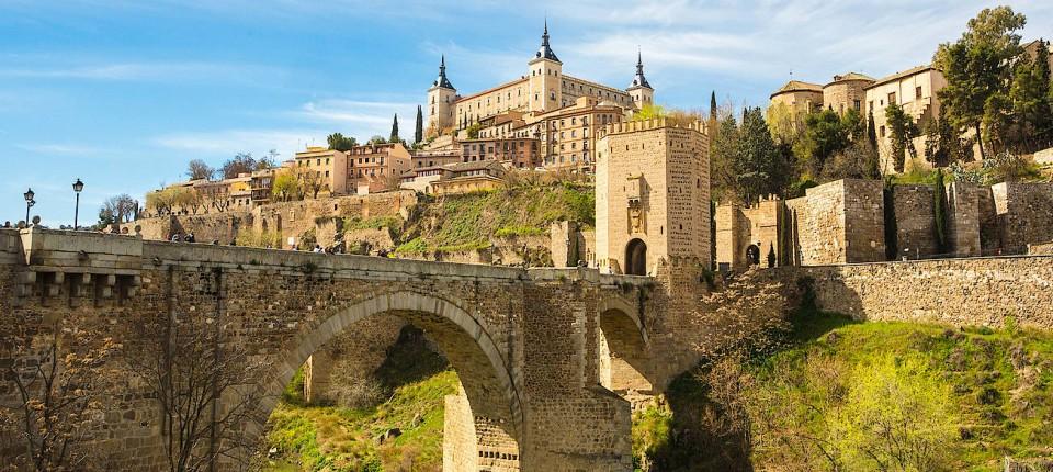 Golfreizen Toledo